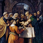 Liberale da Verona - Presentation of Jesus in the Temple