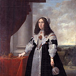 Alexander Roslin - Cecilia Renata (1611–1644), Archduchess of Austria, queen of Poland