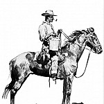 Frederick Remington - Fr_019_The Cavalry Cook with Water_FredericRemington_sqs