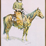 Frederick Remington - Remington_An_Arizona_Cowboy-sj