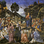 Pietro Perugino - Sermon on the Mount