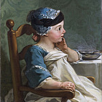 Peter Snijers - Boy in a Child's Chair