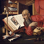 Georg Engelhard Schröder - St Jerome [Workshop of]