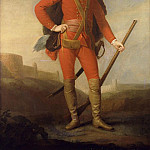 Portrait of Charles, 5th Earl of Elgin and 9th Earl of Kincardine standing full length, Allan Ramsay