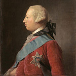 Portrait of King George III, Allan Ramsay