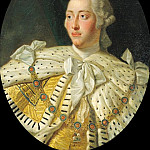 Portrait of King George III , Allan Ramsay