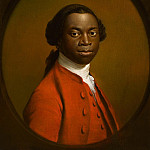 Portrait of an African, Allan Ramsay