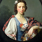 Portrait of Flora MacDonald, Allan Ramsay