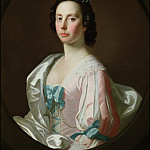 Portrait of Julia Musgrave, Allan Ramsay