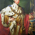 Allan Ramsay - Portrait of George III (1738-1820) in his Coronation Robes