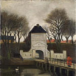View of Kastellet, Copenhagen