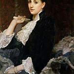 Sir William Blake Richmond - Countess of Airlie