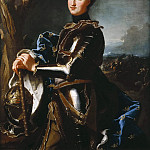 Georg Engelhard Schröder - Charles XII [Workshop of]