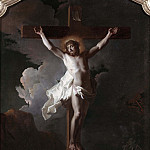 Salvator Rosa - Christ on the Cross [Attributed]