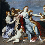 The abduction of Europe [Workshop], Guido Reni