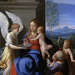 Guido Reni - The Rest on the Flight into Egypt