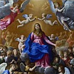 The Coronation of the Virgin, Guido Reni