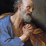 THE PENITENT SAINT PETER, Guido Reni