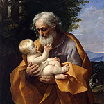 St Joseph with the Infant Jesus, Guido Reni