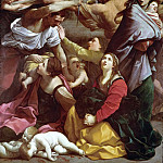 Massacre of the Innocents Bethlehem, Guido Reni