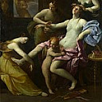 The Toilet of Venus [Studio of], Guido Reni