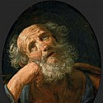 Penitent Saint Peter, Guido Reni