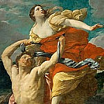 Deianeira Abducted by the Centaur Nessus, Guido Reni