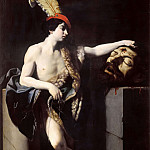 Uffizi - David with the Head of Goliath