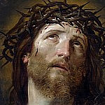 Head of Christ Crowned with Thorns [After], Guido Reni