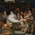 Guido Reni - The Adoration of the Shepherds