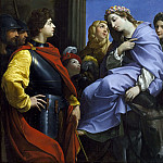 The Meeting of David and Abigail, Guido Reni