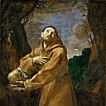 Guido Reni - Saint Francis in Ecstacy