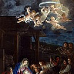The Adoration of the Shepherds, Guido Reni