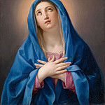 The Madonna Praying, Guido Reni