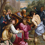 Christ bearing the Cross, Guido Reni