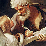 Saint Matthew, Guido Reni