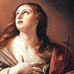 The Penitent Magdalene, Guido Reni
