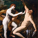 Guido Reni - Apollo Flaying Marsyas