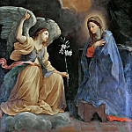Annunciation to Mary, Guido Reni