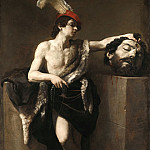 DAVID WITH THE HEAD OF GOLIATH, Guido Reni