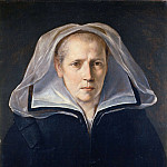 Guido Reni - Portrait of the Artists Mother