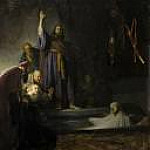 The Raising of Lazarus, Rembrandt Harmenszoon Van Rijn