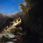 Rembrandt Harmenszoon Van Rijn - The Rape of Proserpine