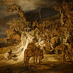 Rembrandt Harmenszoon Van Rijn - The Concord of the State