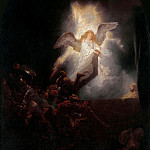 Rembrandt Harmenszoon Van Rijn - The Resurrection of Christ