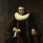 Portrait of Margaretha de Geer, Wife of Jacob Trip, Rembrandt Harmenszoon Van Rijn