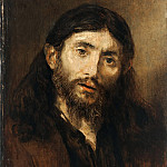 Head of Christ, Rembrandt Harmenszoon Van Rijn