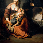 Rembrandt Harmenszoon Van Rijn - The Holy Family