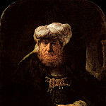 Rembrandt Harmenszoon Van Rijn - The King Uzziah Stricken with Leprosy