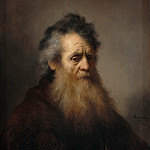 Rembrandt Harmenszoon Van Rijn - Portrait of an Old Man